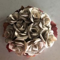 Rose Spiral Art 01