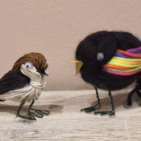 Bird Wool 01