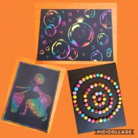 07 circle art